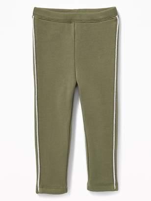 Old Navy Cozy-Lined Leggings for Toddler Girls