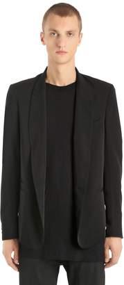 Isabel Benenato Tailored Cool Wool Jacket