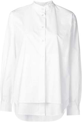Odeeh long-sleeve fitted shirt