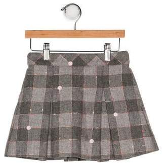 Florence Eiseman Girls' Wool-Blend Skirt