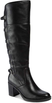 Bare Traps Baretraps Gyllian Wide Calf Boots Women Shoes