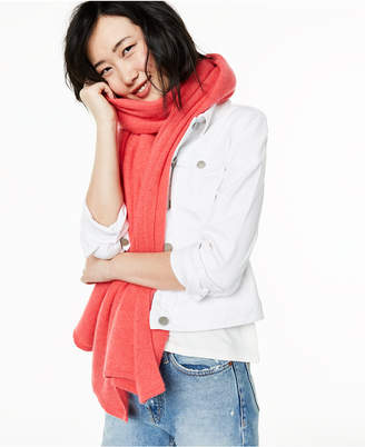 Charter Club Oversized Cashmere Scarf