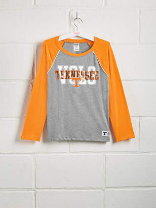 Victoria's Secret Victorias Secret University of Tennessee Sequin Bling Baseball Tee