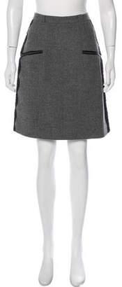 Jason Wu Wool Knee-Length Skirt