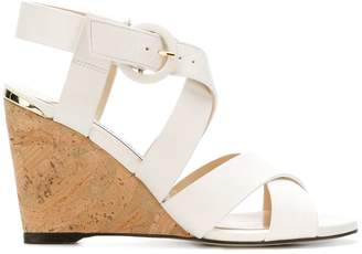 Jimmy Choo Domenique 85 wedges