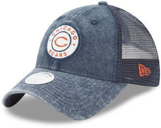 New Era Women's Chicago Bears Perfect Patch 9TWENTY Snapback Cap