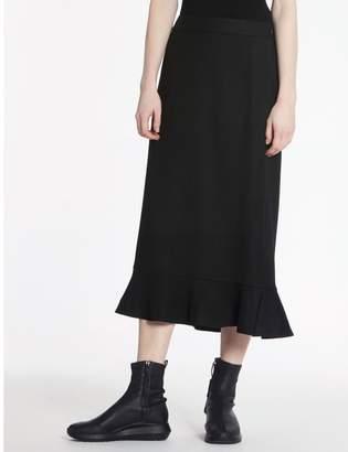Calvin Klein soft stretch long skirt