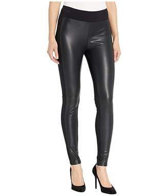 Kensie Stretch Faux Leather Leggings KS9K1252