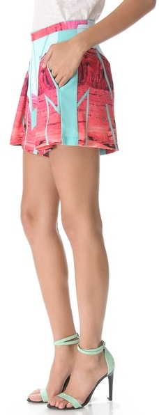 Clover canyon Lone Rider Shorts