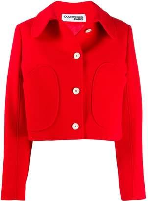 Courreges button-up jacket