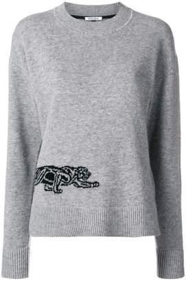 Krizia panther jumper