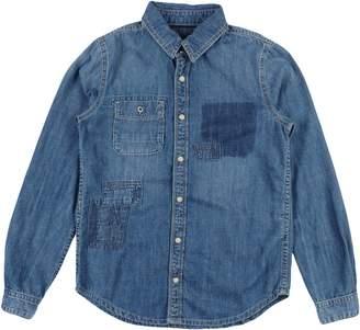 Pepe Jeans Denim shirts - Item 42660266PQ