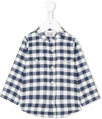 Douuod Kids checked shirt