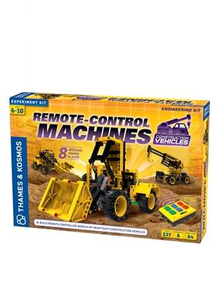Thames & Kosmos Remote Control Machines Construction Vehicles Kit