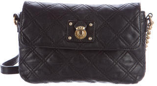 Marc Jacobs Marc Jacobs Quilted Leather Crossbody Bag