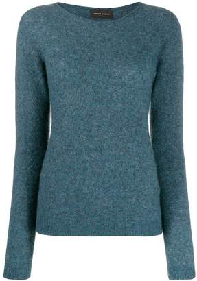 Roberto Collina knitted cashmere jumper