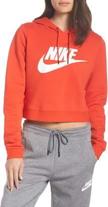 Nike Sportswear Rally Women's Crop Hoodie