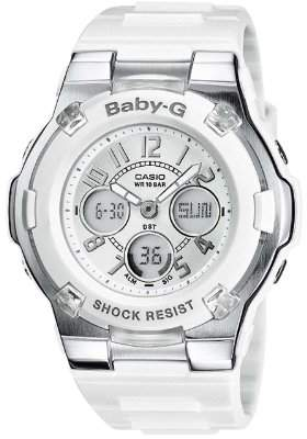 Baby-G Women's Watch BGA-110-7BER