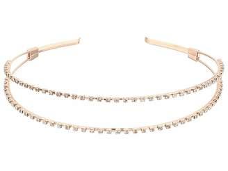 Nina Split Crystal Headband