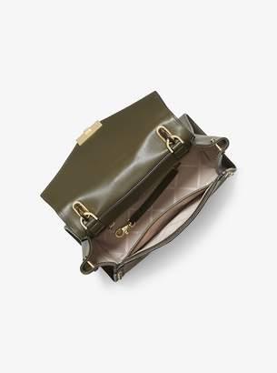1e1117a128c3 MICHAEL Michael Kors Whitney Medium Butterfly Camo Leather Satchel
