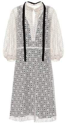 Schumacher Dorothee Into Lace cotton dress