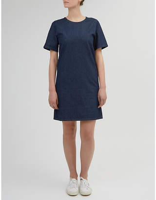 Community Clothing A-line denim dress