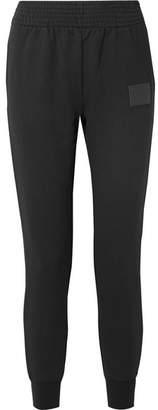 Proenza Schouler Pswl Cotton-jersey Track Pants - Black