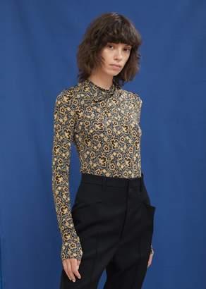 Etoile Isabel Marant Trend Floral Printed Top