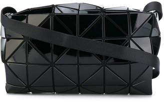 Bao Bao Issey Miyake geometric structure clutch