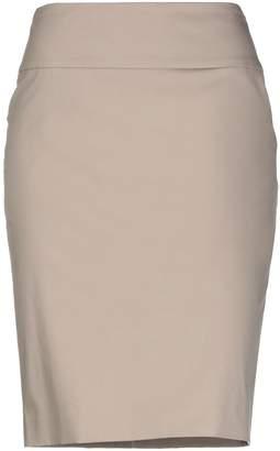 Peserico Knee length skirts - Item 35395203IT