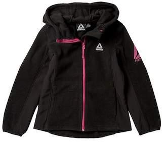 Reebok Polar Fleece Jacket (Big Girls)