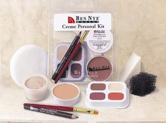 Ben Nye Theatrical Creme Personal Kit - OLIVE : DEEP PK-4 by