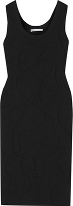 Helmut Lang Jacquard-knit Dress