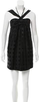 Marc by Marc Jacobs Mini Halter Dress