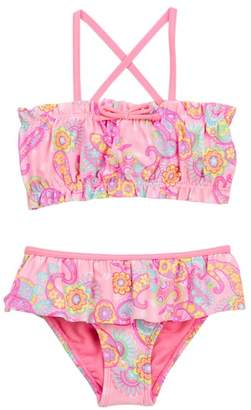 Hula Star Enchanted Paisley 2-Piece Bikini (Toddler & Little Girls)
