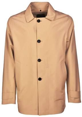 Allegri Buttoned Coat