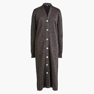 J.Crew 365 sparkle fitted cardigan dress