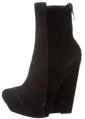 Gareth Pugh Wedge Ankle Boots w/ Tags