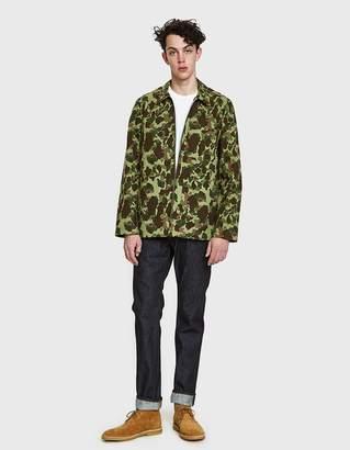 Rgt.A Camo Herringbone Coach's Jacket