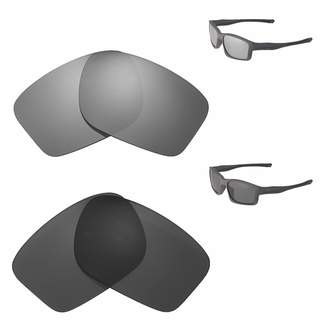 a8e7cb5b8a2f4 Oakley Walleva Polarized Replacement Lenses For Chainlink Sunglasses