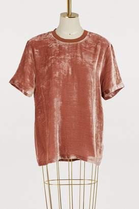 Bottega Veneta Velvet T-shirt