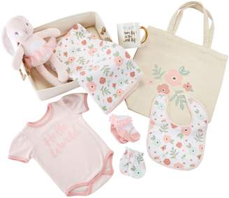 Baby Aspen Fancy Floral 9-Piece Baby Gift Set