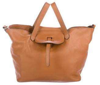 Meli-Melo Leather Thela Bag