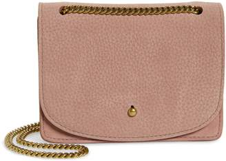 Madewell The Chain Leather Crossbody Bag