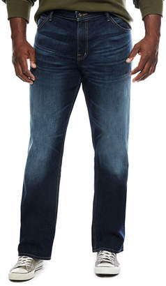 Co THE FOUNDRY SUPPLY The Foundry Big & Tall Supply Athletic-Fit Flex Jeans