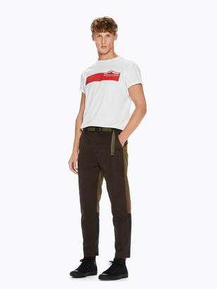 Scotch & Soda Combined Trousers Loose tapered fit