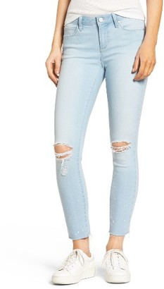 Women's Articles Of Society Carly Crop Skinny Jeans $68 thestylecure.com