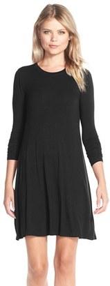 Women's Bcbgmaxazria 'Jeanna' Jersey A-Line Dress $118 thestylecure.com