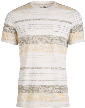 American Rag Men's Textured Striped T-Shirt
