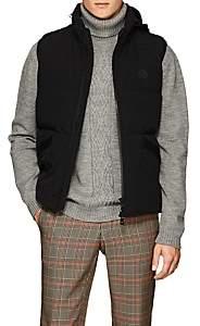 Moncler Men's Lognan Down Puffer Vest - Black